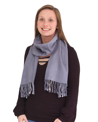Pure Brushed Silk Scarf